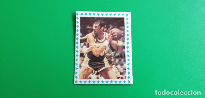 K. A. JABBAR 1985 CARD CLESA (Coleccionismo Deportivo - Cromos otros Deportes)