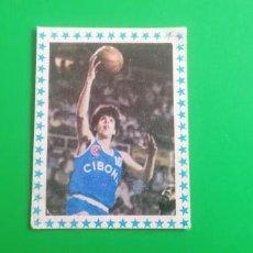 Coleccionismo deportivo: PETROVIC ROOKIE 1985 CARD CLESA. Lote 218271645