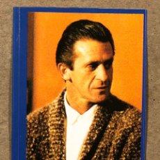Coleccionismo deportivo: PAT RILEY (LAKERS) CROMO PEGATINA STICKER N° 4 COLECCIÓN LAS ESTRELLAS DE LA NBA (1988) BASKET 16. Lote 219628725