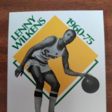 Collezionismo sportivo: LENNY WILKENS 349 NBA HOOPS 1990-91 CLEVELAND CAVALIERS. Lote 220353478