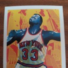 Collezionismo sportivo: PATRICK EWING 372 NBA HOOPS 1990-91 NEW YORK KNICKS. Lote 220355382
