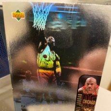 Coleccionismo deportivo: MICHAEL JORDAN CROMO J4 NUEVO. Lote 221009771