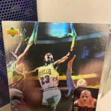 Coleccionismo deportivo: MICHAEL JORDAN J1 NUEVO 96 97. Lote 221009858
