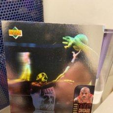 Coleccionismo deportivo: MICHAEL JORDAN J2 NUEVO 96 97. Lote 221009876