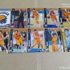 Coleccionismo deportivo: ACB 2010 2011 10-11 PANINI Nº 5I GUSTAVO AYON MEXICO CARD FUENLABRADA. Lote 221282473