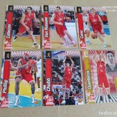 Coleccionismo deportivo: ACB 2010 2011 10-11 PANINI Nº 105 ADAM CHUBB CAI ZARAGOZA. Lote 221285257