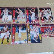 Coleccionismo deportivo: ACB 2010 2011 10-11 PANINI Nº 121 MARCUS HAISLIP CAJA LABORAL. Lote 221286952