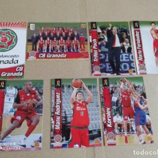 Coleccionismo deportivo: ACB 2010 2011 10-11 PANINI Nº 155 COBY JOSEPH KARL BALONCESTO GRANADA. Lote 221290416