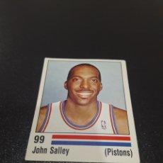 Coleccionismo deportivo: JOHN SALLEY N° 99. PANINI NBA 89. SIN PEGAR. Lote 221681116