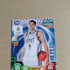 Coleccionismo deportivo: ACB 2010 2011 10-11 PANINI Nº 356 REYES REAL MADRID. Lote 221729101