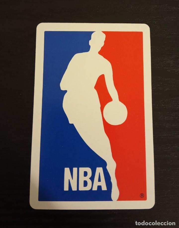 Coleccionismo deportivo: -ESTRELLAS DE LA NBA 1988 : MAGIC JOHNSON ( L.A. LAKERS ) BASKET CARD SPAIN - Foto 2 - 221964901