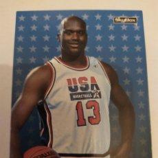Coleccionismo deportivo: SHAQUILLE O'NEAL 72 NBA 1994 SKYBOX USA BASKETBALL. Lote 222252231