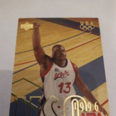 Coleccionismo deportivo: SHAQUILLE O'NEAL 321 NBA 1995-96 UPPER DECK. Lote 222253011