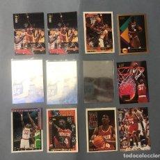Coleccionismo deportivo: LOTE (Nº3) NBA TRADING CARDS HAKEEM OLAJUWON. Lote 222278100