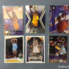 Coleccionismo deportivo: LOTE NBA TRADING CARDS KOBE BRYANT (LOTE 3). Lote 222292485