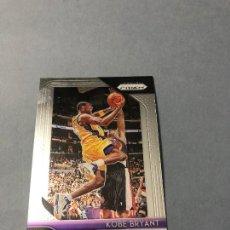 Coleccionismo deportivo: NBA TRADING CARD KOBE BRYANT PANINI PRIZM BASKETBALL 2018/19 Nº 15. Lote 222292802