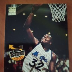Coleccionismo deportivo: SHAQUILLE O'NEAL 358 NBA TOPPS STADIUM CLUB 1993-94 ORLANDO MAGIC. Lote 222663710