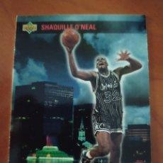 Coleccionismo deportivo: SHAQUILLE O'NEAL 469 NBA UPPER DECK 1993-94 ORLANDO MAGIC. Lote 222663797
