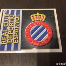 Coleccionismo deportivo: ESCUDO - ESPANYOL - 98 99 1998 1999 - EDICIONES ESTE - NUNCA PEGADO. Lote 222857158