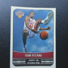 Coleccionismo deportivo: 428 FRANK NTILIKINA ROOKIE 2017 2018 NBA BASKETBALL STICKER COLLECTION PANINI. Lote 224462341