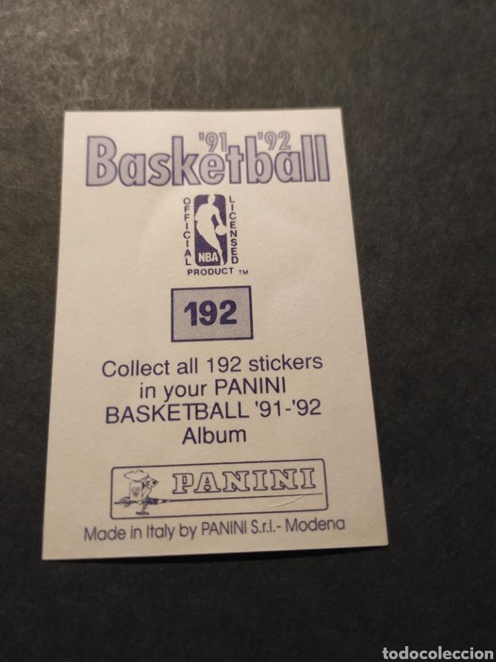 Coleccionismo deportivo: 192 MAGIC JOHNSON STICKERS PANINI NBA BASKETBALL 91-92 NUEVO DE SOBRE - Foto 2 - 225658745