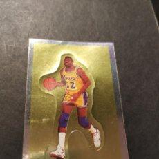 Coleccionismo deportivo: 192 MAGIC JOHNSON STICKERS PANINI NBA BASKETBALL 91-92 NUEVO DE SOBRE. Lote 225658745