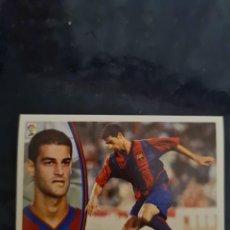 Collezionismo sportivo: GERARD - BARCELONA - 2003 2004 03 04 - CROMO EDICIONES ESTE - NUNCA PEGADO. Lote 226021678