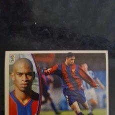 Collezionismo sportivo: REIZIGER - BARCELONA - 2003 2004 03 04 - CROMO EDICIONES ESTE - NUNCA PEGADO. Lote 226023025