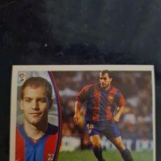 Collezionismo sportivo: GABRI - BARCELONA - 2003 2004 03 04 - CROMO EDICIONES ESTE - NUNCA PEGADO. Lote 226023401