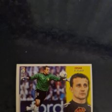 Coleccionismo deportivo: CESAR - REAL MADRID - 2002 2003 02 03 - CROMO EDICIONES ESTE - NUNCA PEGADO. Lote 226705370