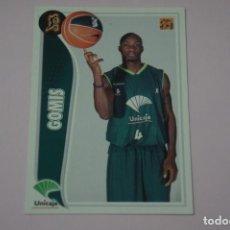 Collezionismo sportivo: CROMO CARD DE BALONCESTO BASKET GOMIS DEL UNICAJA Nº 293 LIGA ACB 09-10 PANINI. Lote 228121115