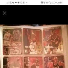 Coleccionismo deportivo: VENDO GRAN LOTE ESTRELLAS NBA AÑOS 90. Lote 234390930
