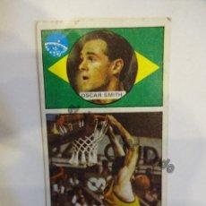 Coleccionismo deportivo: 143. D. OSCAR SMITH. CROMO CONVERSE. Lote 234725570
