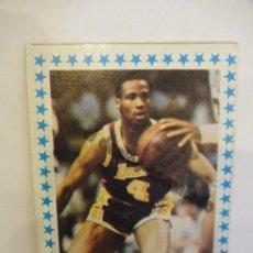 Coleccionismo deportivo: 178. MAGIC JONHSON (LAKERS) USA. CROMO ALBUM MERCHANTE. Lote 234728275