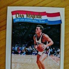 Coleccionismo deportivo: NBA - HOOPS - AÑO 1991 - BALONCESTO, CROMO NUEVO NÚMERO 570 - DAN MAJERLE. Lote 235331375