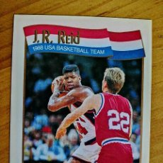 Coleccionismo deportivo: NBA - HOOPS - AÑO 1991 - BALONCESTO, CROMO NUEVO NÚMERO 572 - J.R. REIJ. Lote 235336460