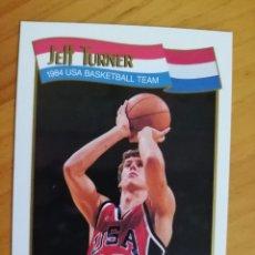 Coleccionismo deportivo: NBA - HOOPS - AÑO 1991 - BALONCESTO, CROMO NUEVO NÚMERO 564 - JEFF TURNER. Lote 235336910
