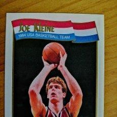 Coleccionismo deportivo: NBA - HOOPS - AÑO 1991 - BALONCESTO, CROMO NUEVO NÚMERO 559 - JOE KLEINE. Lote 235337465
