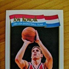 Coleccionismo deportivo: NBA - HOOPS - AÑO 1991 - BALONCESTO, CROMO NUEVO NÚMERO 560 - JON KONCAK. Lote 235338675
