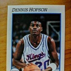 Coleccionismo deportivo: NBA - HOOPS - AÑO 1991 - BALONCESTO, CROMO NUEVO NÚMERO 426 - DENNIS HOPSON. Lote 235852850