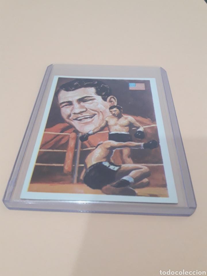 1979. ROCKY MARCIANO. N° 134. QUELCOM SIN PEGAR (Coleccionismo Deportivo - Cromos otros Deportes)