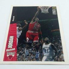 Coleccionismo deportivo: CROMO BALONCESTO UPPER DECK MICHAEL JORDAN Nº 23. Lote 246910995