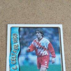 Coleccionismo deportivo: MUNDICROMO 96 97 1996 1997 - 192 MICHEL SALGADO ( BAJA ) - R. C. CELTA VIGO 496. Lote 251035695