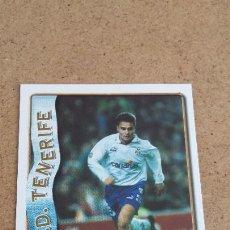 Coleccionismo deportivo: MUNDICROMO 96 97 1996 1997 - 81 AGUILERA ( BAJA ) - C.D. TENERIFE 498. Lote 251036630