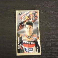 Coleccionismo deportivo: -CROMO MOTOCICLISMO CHICLES VIDAL MOTO GP 2006 : 74 DANI PEDROSA , MOTOGP CHICLES BUBBLE GUM MOTOS. Lote 252403625