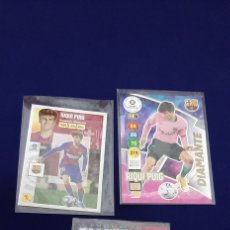 Coleccionismo deportivo: LOTE RIQUI PUIG 202/21 FC BARCELONA. Lote 254108285