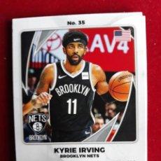 Coleccionismo deportivo: NBA 2020 - 2021 PANINI CARD Nº 35 IRVING. Lote 254978775
