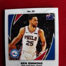 Coleccionismo deportivo: NBA 2020 - 2021 PANINI CARD Nº 39 SIMMONS. Lote 254978865