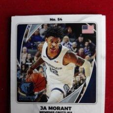 Coleccionismo deportivo: NBA 2020 - 2021 PANINI CARD Nº 54 MORANT. Lote 254979360