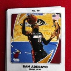Coleccionismo deportivo: NBA 2020 - 2021 PANINI CARD Nº 70 ADEBAYO. Lote 254979445